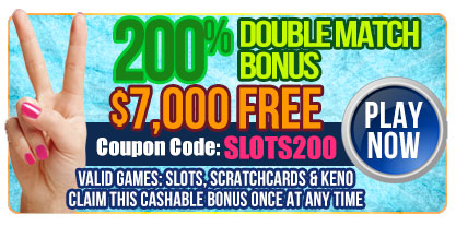 las vegas usa casino double match bonus